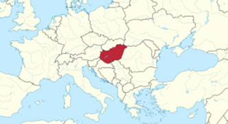 Hungary location in euope permanent residency permit program